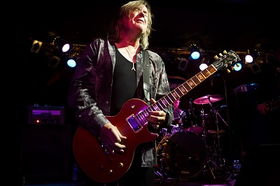 Kim Simmonds and Savoy Brown 50th Anniversary tour
