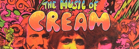 The Music of Cream - Disraeli Gears Tour
