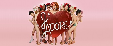 The Atomic Bombshells J'ADORE – 12 year anniversary